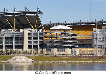 Football Stadium - Heinz Field in Pittsburgh