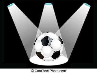 football stage