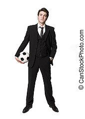 Football supporter