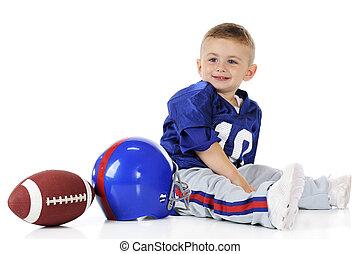 Football Toddler