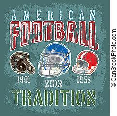 football, tradizione