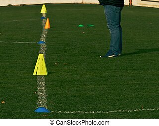 Traditional Soccer field, Speed and Agility Training - ...