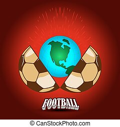 football, uniting the whole world
