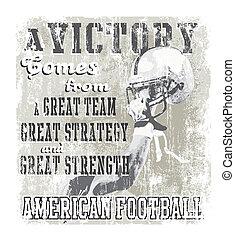 football, victoire