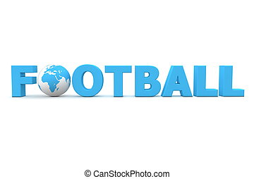 Football World Blue