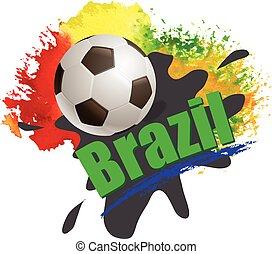 Football World cup Brazil 2014