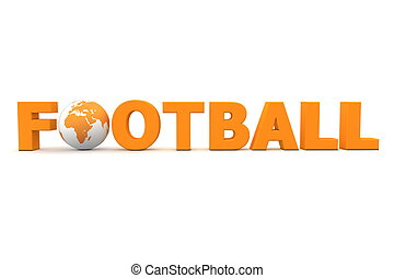 Football World Orange