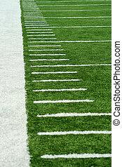 Football Yard Markers