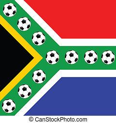 footballonflag