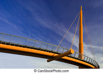 Footbridge - Pedestrian bridge