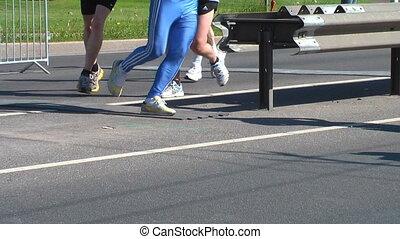 foots, tir, -, 1080, hd, marathon