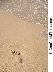 Footstep 1