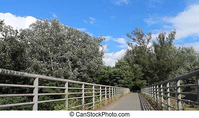 footstep bridge