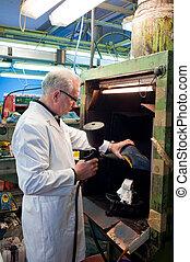 Footwear manufacture