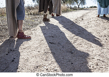 Footwear used by pre-romans inhabitans of iberian peninsula