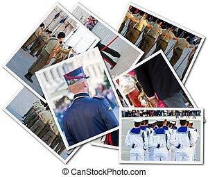 forças armadas, portcards