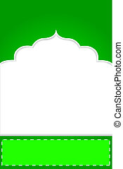 for background or cover, Ramadhan Greeting Card