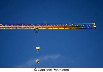 For construction crane lifting