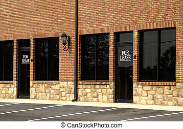 New commercial space available for lease