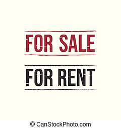 For Rent Text Rubber Stamp vector image