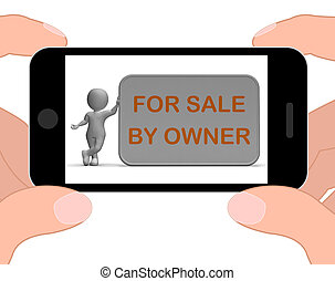 For Sale By Owner Phone Means Property Or Item Listing