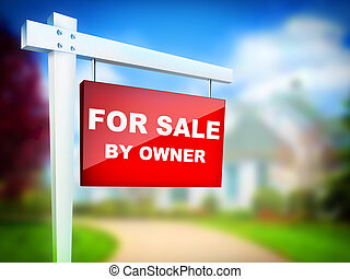 For Sale by Owner - Real Estate Tablet – For sale by Owner...