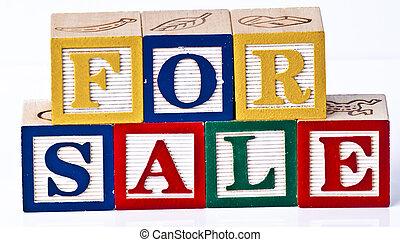for sale children blocks