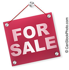 For Sale Sign - Plexi Signboard - For Sale Sign - ...