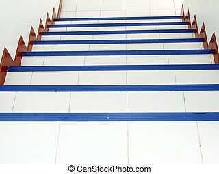 For up and down stairs