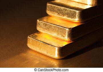 foranstaltning, guld