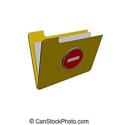 forbiden folder