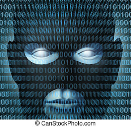 forbrydelse internet