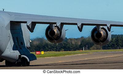 Force of Jet Engine