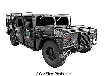 forces spéciales, véhicule