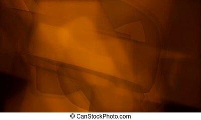 foreboding, orange, fire,