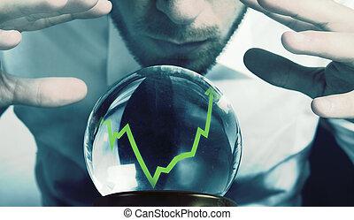 forecasts, de, a, financeiro, crise