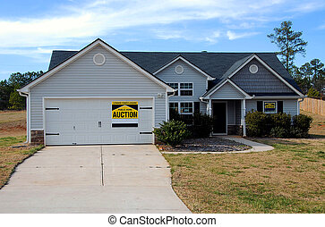 foreclosure home for sale - foreclosure home up for auction...