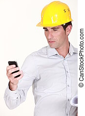 foreman reading sms