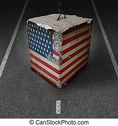 forenede fastslår regering., lukningen