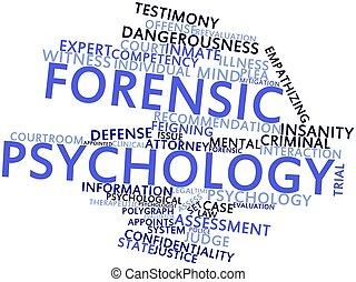 forense, psicologia