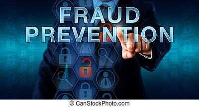 Forensic Examiner Pushing FRAUD PREVENTION - Forensic...