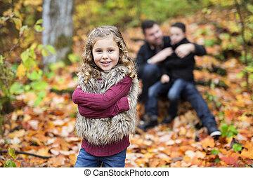 forest., 秋, 子供たちの父親となりなさい, シラカバ