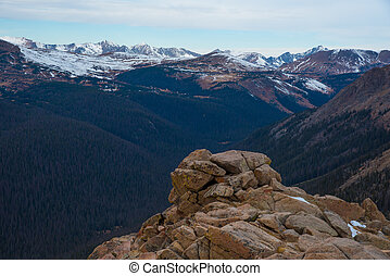 Forest Canyon Overlook