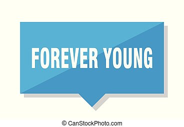 forever young price tag - forever young blue square price...