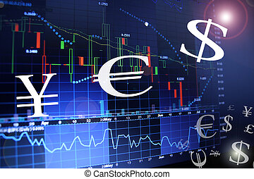 forex, concept