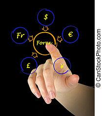 Forex diagram