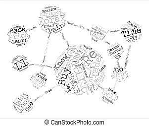 forex, woord, lezen, spullen, diagrammen, hoe, concept, weten, achtergrond, tekst, u, wolk, most