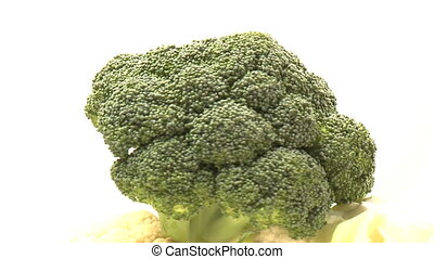 forgókészülék, brokkoli