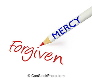 forgiven, misericórdia