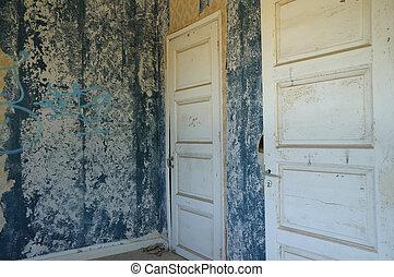 forgotten doors